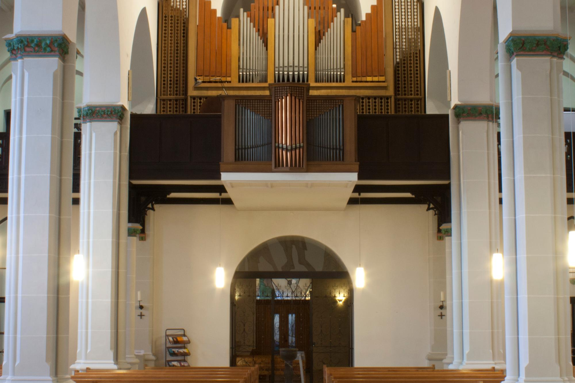 2016 Orgel St. Peter und Paul (c) Robert Stiller