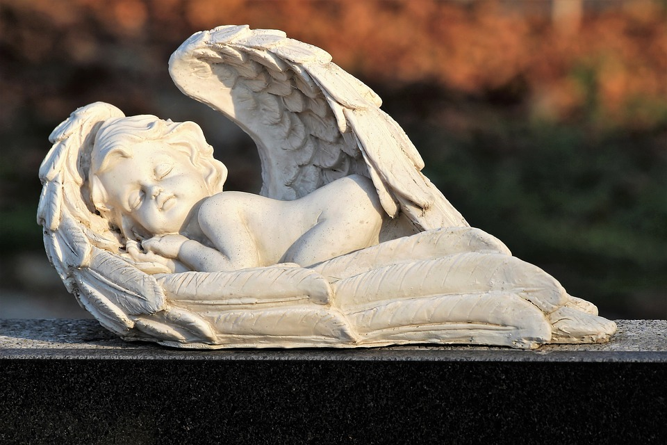 sleeping-angel- (c) Pixabay